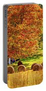 Autumn In West Virginia Portable Battery Charger