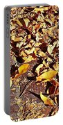 Autumn Is On The Way Portable Battery Charger
