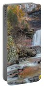 Autumn Kaaterskill Falls Square Portable Battery Charger