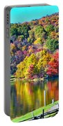 Autumn Lake Portable Battery Charger