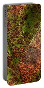 Autumn Leaf Detail Portable Battery Charger