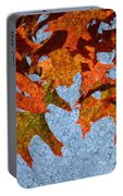 Autumn Leaves 20 Portable Battery Charger