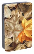 Autumn Leaves Series 2 Portable Battery Charger