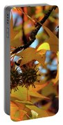 Autumn Leaves4 Portable Battery Charger