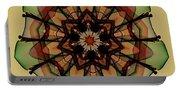 Autumn Mandala Portable Battery Charger