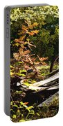 Autumn Memories Portable Battery Charger