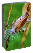 Autumn Milkweed 7 Portable Battery Charger