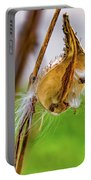 Autumn Milkweed 9 Portable Battery Charger