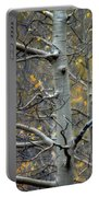 Autumn On My Mind Portable Battery Charger