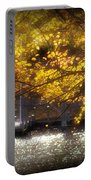 Autumn On The Cove Portable Battery Charger