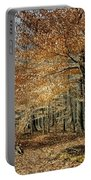Autumn Paradise Portable Battery Charger