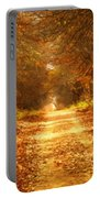 Autumn Paradisium Portable Battery Charger