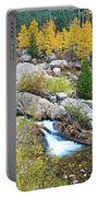 Autumn Peace Portable Battery Charger