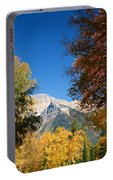 Autumn Peaks Portable Battery Charger