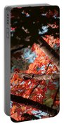 Autumn Red Trees 2015 02 Portable Battery Charger