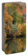Autumn Reflection 41 Portable Battery Charger