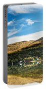 Autumn Reflection, Loch Long Portable Battery Charger