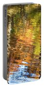 Autumn Reflections-3 Portable Battery Charger