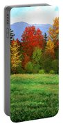 Autumn Rhapsody Portable Battery Charger