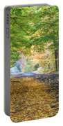 Autumn Road 2 Portable Battery Charger