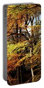Autumn Hillside - Colden Valley Portable Battery Charger
