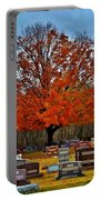 Autumn Somnolence  Portable Battery Charger