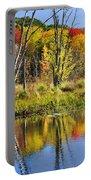 Autumn Splendor - Bolton Flats Portable Battery Charger