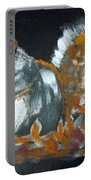 Autumn Squirrel Portable Battery Charger