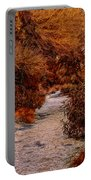 Autumn Stroll No23 Portable Battery Charger