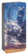 Autumn Sunrise - Lyme Regis Portable Battery Charger