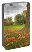 Autumn Tale Portable Battery Charger