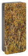Autumn Tree Tangle Portable Battery Charger