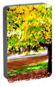 Autumn Trees 6 Portable Battery Charger