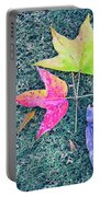 Autumn Trio Portable Battery Charger