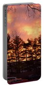 Autumn Twilight Portable Battery Charger
