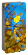 Autumn Twist Portable Battery Charger