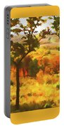 Autumn View, Montelle Winery, Augusta, Missouri Portable Battery Charger