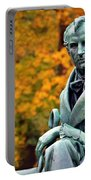 Autumn With Mr. Cooper Portable Battery Charger