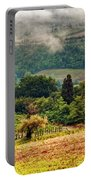 Autumnal Hills Portable Battery Charger