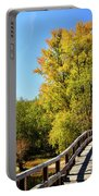Autumnal North Bridge Portable Battery Charger