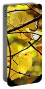 Autumn's Revelry Portable Battery Charger