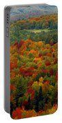 Autumns Colors Portable Battery Charger