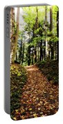 Autumn's Trail Portable Battery Charger