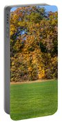 Autumn's Wall Portable Battery Charger
