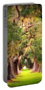 Avenue Of Oaks 2 I Am The Way Portable Battery Charger