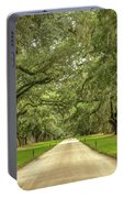 Avenue Of The Oaks Portable Battery Charger