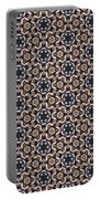 Awesome Mosaic Pattern Portable Battery Charger