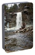 Awosting Falls In January #2 Portable Battery Charger