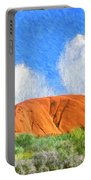 Ayers Rock Portable Battery Charger