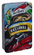Ayrton, El Mito Portable Battery Charger